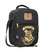Harry Potter Lunch Bag Hogwarts Black & Gold