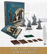 Harry Potter Miniatures 35 mm 4-pack Wizarding Wars Barty Crouch Jr. & Death Eaters *English*