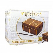 Harry Potter Money Bank Hogwarts Trunk 20 cm