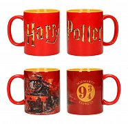 Harry Potter Mug 2-Pack Logo & Hogwarts Express