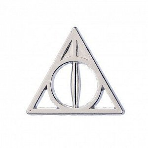 Harry Potter Pin Badge Deathly Hallows - 1