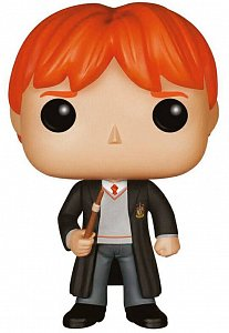 Harry Potter POP! Movies Vinyl Figure Ron Weasley 10 cm - 1