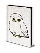 Harry Potter Premium Notebook A5 Hedwig Fluffy