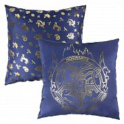 Harry Potter Premium Pillow Hogwarts 40 x 40 cm