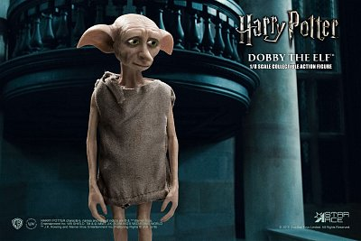 Harry Potter Real Master Series Action Figure 2-Pack 1/8 Bellatrix & Dobby 16-23 cm