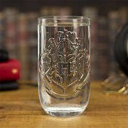 Harry Potter Shaped Glass Hogwarts