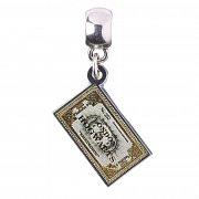 Harry Potter Slider Charm Hogwarts Express (silver plated)