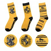 Harry Potter Socks 3-Pack Hufflepuff