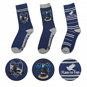 Harry Potter Socks 3-Pack Ravenclaw