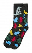 Harry Potter Socks Size 39-46 Case Sorting Hat Exclusive (5)