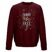 Harry Potter Sweatshirt Dobby Is Free