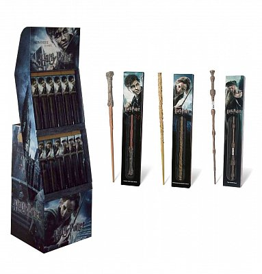 Harry Potter Wands 38 cm Display (60)