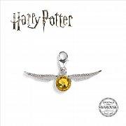 Harry Potter x Swarovksi Charm Golden Snitch