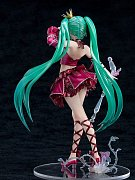 Hatsune Miku -Project DIVA- 2nd PVC Statue 1/7 Hatsune Miku Vintage Dress Ver. 25 cm --- DAMAGED PACKAGING
