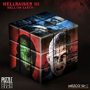 Hellraiser III Puzzle Blox Puzzle Cube Pinhead 9 cm --- DAMAGED PACKAGING