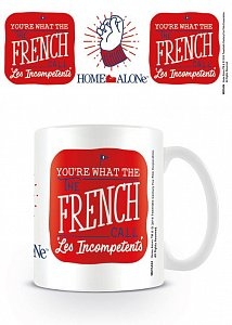 Home Alone Mug Les Incompetant - 1