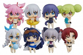Houkai 3rd Mini Figures 4 cm Assortment Reunion in Summer Version (8)