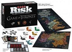 Hra o trůny Risk Collectors Edition *Stolní hra ve francouzštině*