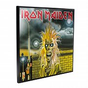 Iron Maiden Crystal Clear Obraz 32 x 32 cm