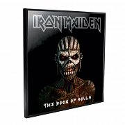 Iron Maiden Crystal Clear Picture Book of Souls, 32 x 32 cm