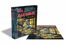 Iron Maiden Puzzle Piece of Mind