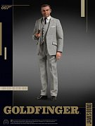 James Bond Goldfinger Collector Figure Series Action Figure 1/6 James Bond (Grey Suit) 30 cm