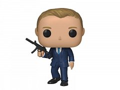 James Bond POP! Movies Vinyl Figure Daniel Craig (Quantum of Solace) 9 cm