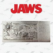 Jaws Replica Regatta Ticket Limited Edition (silver plated)