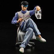JoJo\'s Bizarre Adventure Diamond Is Unbreakable Memo Holder PVC Statue Kihsibe Rohan 12 cm