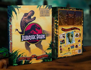 Jurassic Park Legacy Kit 25th Anniversary heo Exclusive D-A-CH - 1