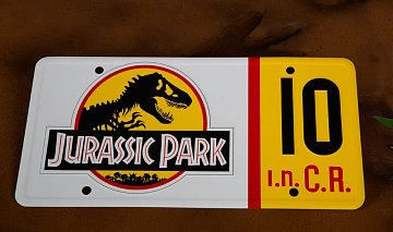 Jurassic Park Legacy Kit 25th Anniversary heo Exclusive D-A-CH - 2