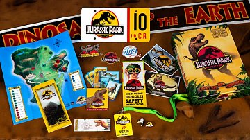 Jurassic Park Legacy Kit 25th Anniversary heo Exclusive D-A-CH - 5