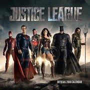 Justice League Calendar 2018 English Version*