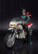 Kamen Rider Akční figurka a motorka