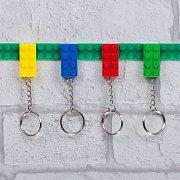 Keychain 4-Pack Key Bricks
