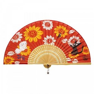 Kiki\'s Delivery Service Folding Fan Smile of Summer - 1