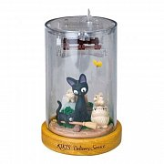 Kiki\'s Delivery Service Music Box Kiki & Friends Marionette Style