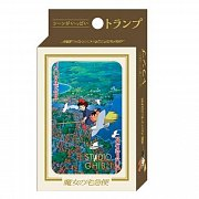 Kiki\'s Delivery Service Playing Cards