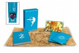 Legend of Zelda Breath of the Wild Art Book Creating A Champion Hero\'s Edition