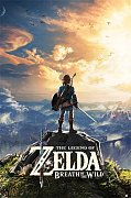 Legend of Zelda Breath of the Wild Poster Pack Sunset 61 x 91 cm (5)