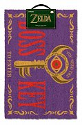 Legend of Zelda Doormat Boss Key 40 x 60 cm