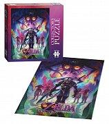 Legend of Zelda Majora\'s Mask Puzzle Incarnation