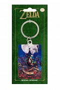 Legend of Zelda Majoras Mask Metal Keychain Moon 6 cm