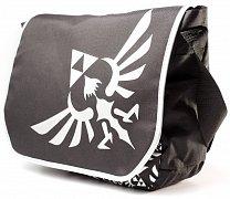 Legend of Zelda Taška přes rameno Zelda logo