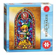 Legend of Zelda Wind Waker Puzzle Ver. 3 --- DAMAGED PACKAGING