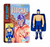Legends of Lucha Libre ReAction Action Figure Blue Demon Jr. 10 cm