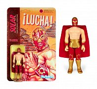 Legends of Lucha Libre ReAction Action Figure Solar 10 cm