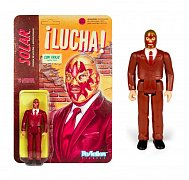 Legends of Lucha Libre ReAction Action Figure Solar in Suit 10 cm