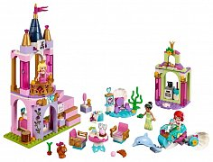 LEGO® Disney: Ariel, Aurora, and Tiana\'s Royal Celebration