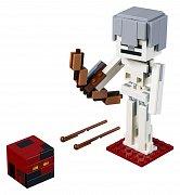 LEGO® Minecraft™ - BigFig Series 1: Skeleton with magma cube